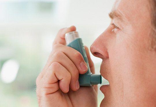 Комплексное лечение бронхиальной астмы