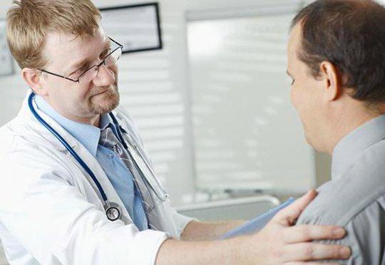 Здоровье мужчины: простатит